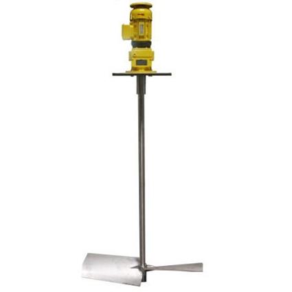 Mixer pentru floculare - Helisem FRF | Agitatoare, mixere ...